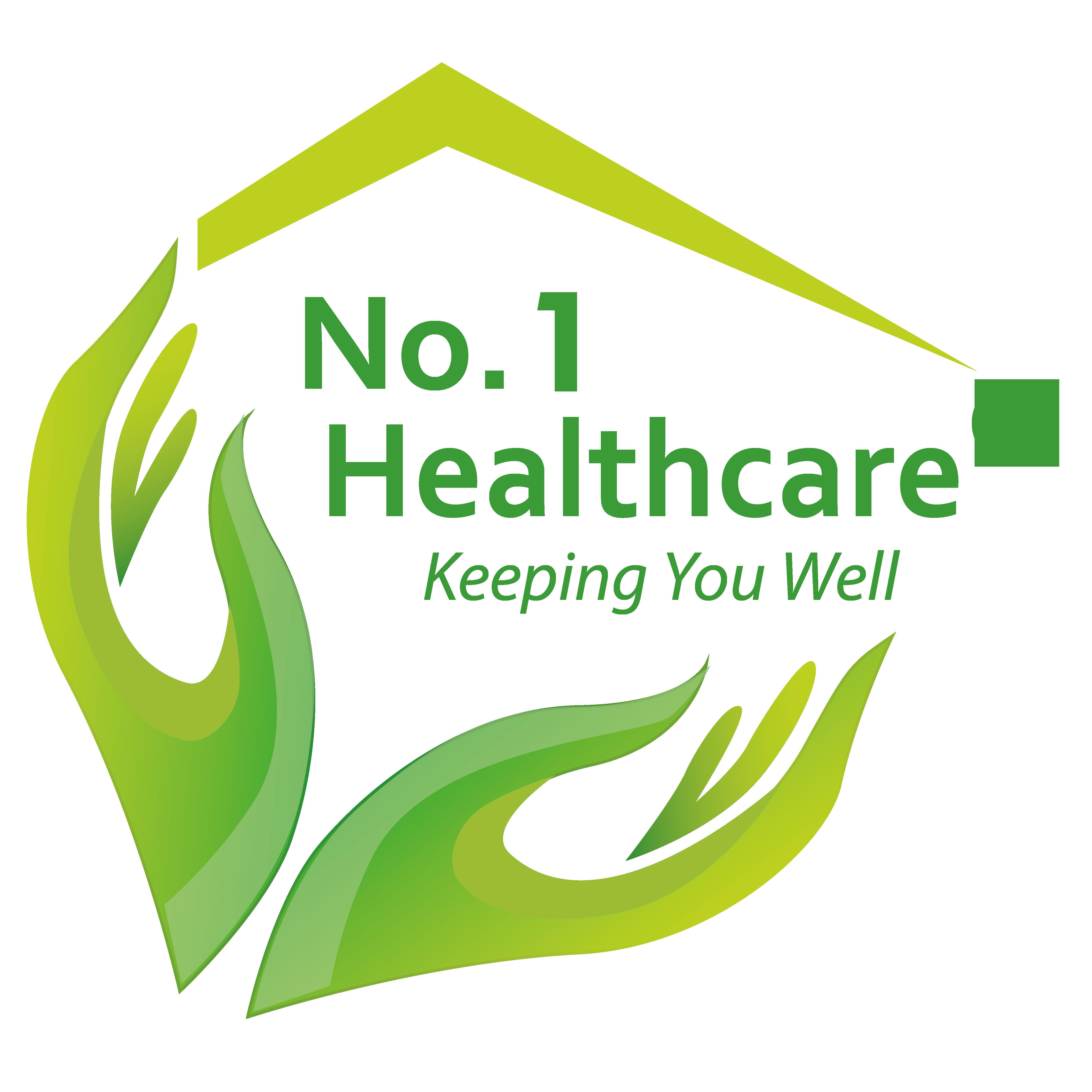 No1 Healthcare Logo